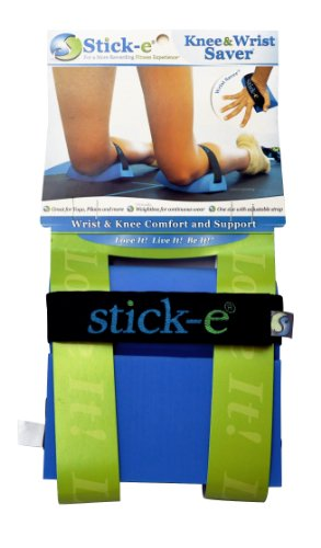 Stick-e Knee and Wrist Saver (Blue)