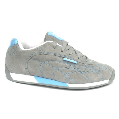 DC Shoes  DC Pulse Grey C Blue,  Scarpe sportive indoor donna Grey C Blue