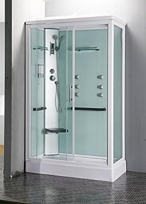 Aqua Plus sachcabopera Hydro Opera cabina, cristal de agua, 120 x ...