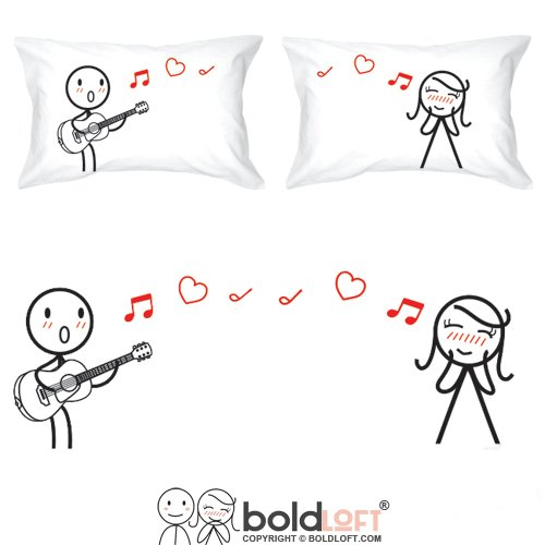 Boldloft Love Me Tender Couples Pillowcases For Him And Her Cute Girlfriend Gifts For Christmas Birthday Anniversary Valentine S Day His And Hers Gifts For Couples Romantic Gifts For Her