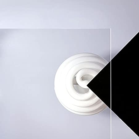 Acrylglas GS farblos transparent Zuschnitt 50 x 25 x 1 cm