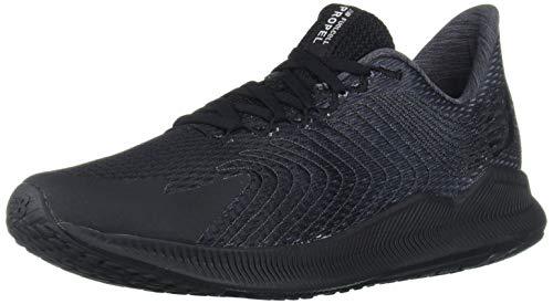 New Balance Men's Propel V1 FuelCell Running Shoe, Black, 12 D US