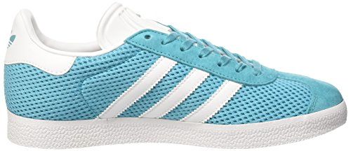 Adidas Gazelle energy Blue Baskets Bleu Basses Blue Homme energy White footwear AAFrZdzn