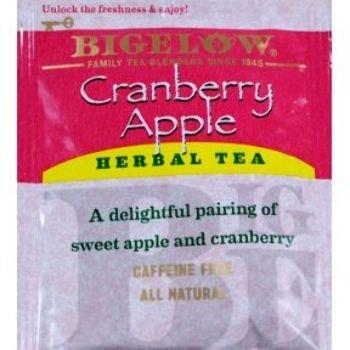 Bigelow Cranberry Apple - 8