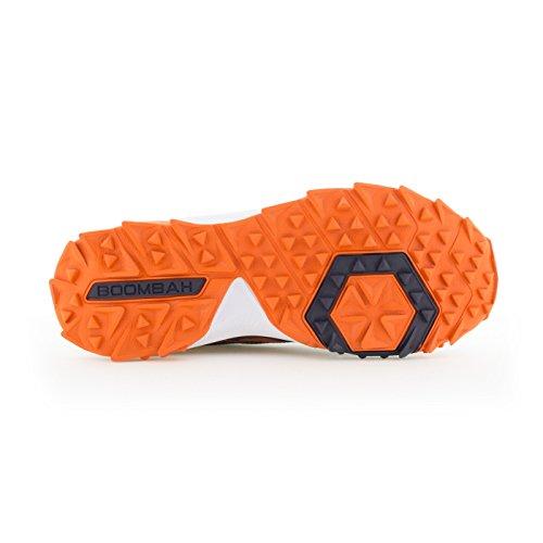 Scarpe Turf Da Uomo Turbo Boombah - 20 Opzioni Di Colore - Più Taglie Navy / Arancione