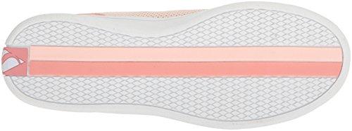 Rosado Skechers73771 Cuero Claro para Mujer Perforado Darma HwWq4CxZR