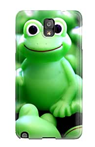New Arrival Case Cover With WheaOda9671jombo Design For Galaxy Note 3- Froggy Toys