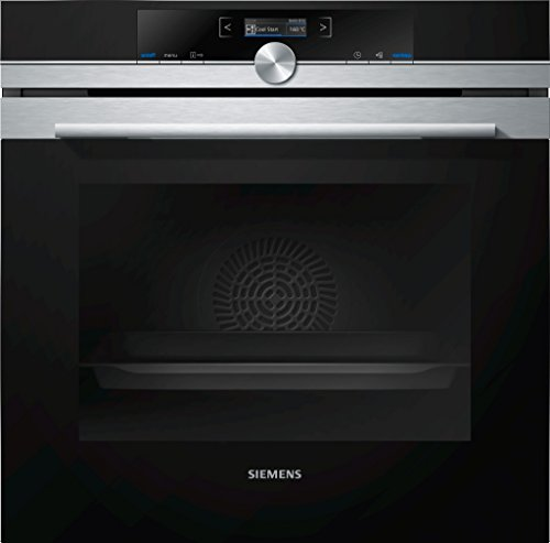 Siemens iQ700 Backofen / TFT Display / activeClean / 4D Heissluft / EEK: A / softMove Backofentür / coolStart