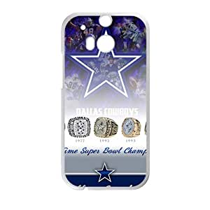 Dallas Cowboys Super Bowl Champions Cell Phone Case for HTC One M8