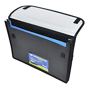 FIS Organizer Bags Horizontal With 1 Divider, F/S Size - FSOR1231-1