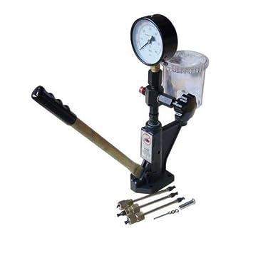 Comprobador de Presión de Boquilla de Inyección para Reparación de Motor Diesel de Coche, Camión o Tractor, 449949: Amazon.es: Electrónica