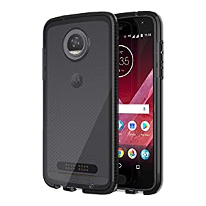 Evo Check Case for Moto Z2 Play - Smokey/Black