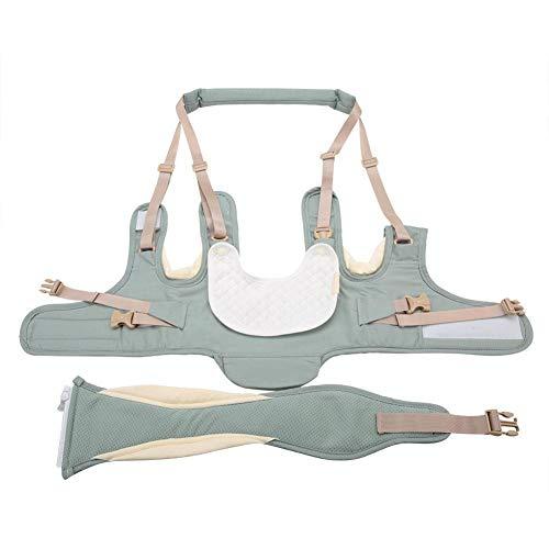 Baby Safety Walking Harness Durable Belt Breathable Walking Assistant Adjustable Harness for Baby Toddler Children(Blue)