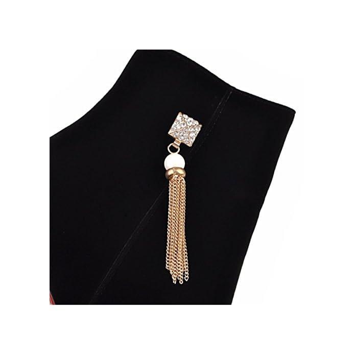 Con Cerniera A Forma Scarpe Bicchierino Donna Piattaforma Delle Impermeabile Basse Di Da 36 Discoteca Casual