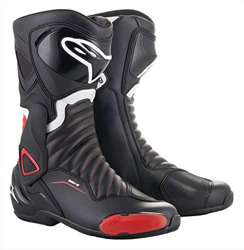 [해외]Alpinestars (알파인 스타즈) 오토바이 부츠 블랙레드 4630.0cm SMX6 (엠 빅스 6) 시동 3017 1691460646 / Alpinestars (Alpine stars) bike boots BlackRed 4630.0cm SMX6 (es-x 6) Boots 3017 1691460646