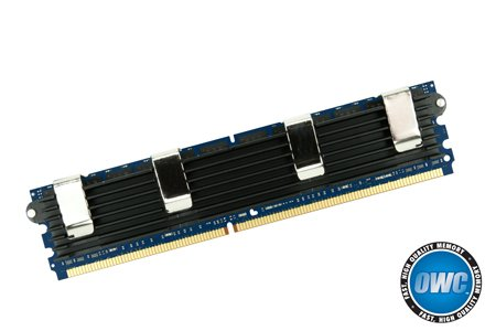 OWC 4.0GB PC6400 DDR2 ECC 800MHz 240 Pin FB-DIMM Module for Mac Pro Memory (800 Mhz Ecc Module)