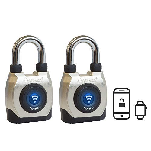 eGeeTouch Outdoor Smart Padlock