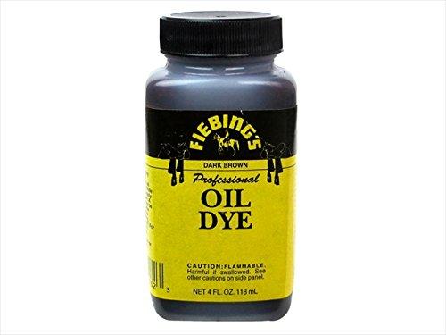 leather dye kits dark brown - 3