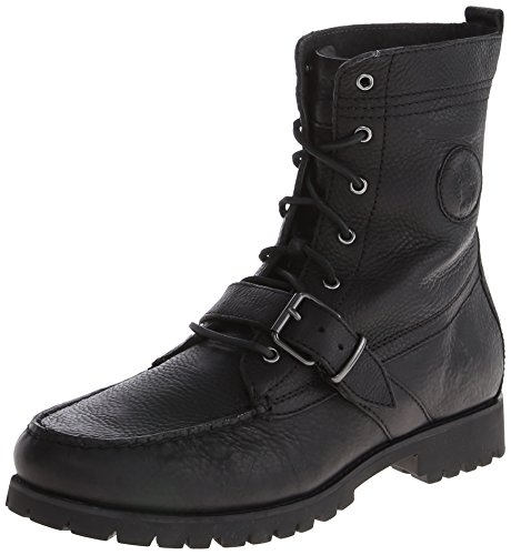 Polo Ralph Lauren Men's Ranger, Black, 11 D US