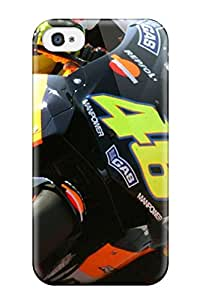 Jimmy E Aguirre's Shop New Style 9821141K51556362 Premium Durable Motorcycle Fashion Tpu Iphone 4/4s Protective Case Cover