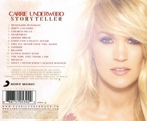 Storyteller by Carrie Underwood: Amazon.co.uk: Music