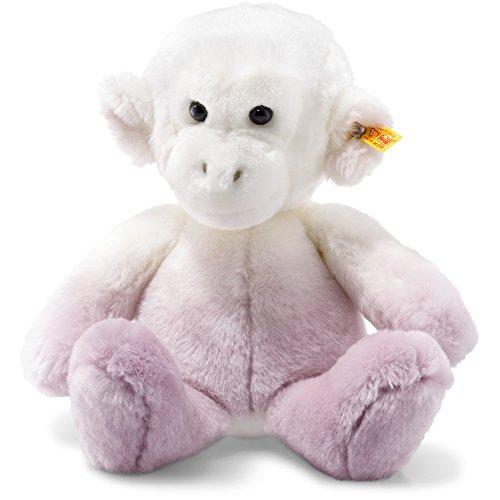 Steiff Soft Plush Animals (Steiff Moonlight Monkey 12-inch Soft Cuddly Friend Plush Animal Toy)