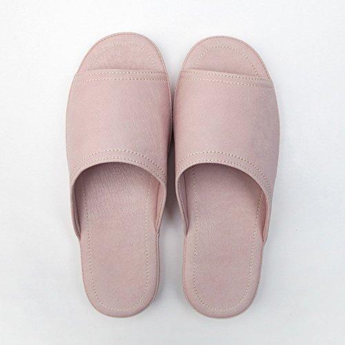 PU 7 d'été Chaussons facultative usables Femmes imperméables F Pour pour glissants à domicile en HAIZHEN bain femmes couleurs Couples Pantoufles femmes option chaussures intérieures taille 7qZra7x