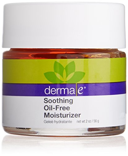 derma e Soothing Oil-Free Moisturizer with (Gel Oil Free Moisturizer)