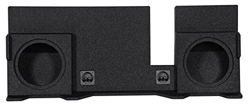 """2004-2008 Ford F150 Super Crew/Xcab Dual 10"""" Vented Subwo..."""
