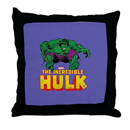 (CafePress Hulk Classic 1 Decor Throw Pillow)