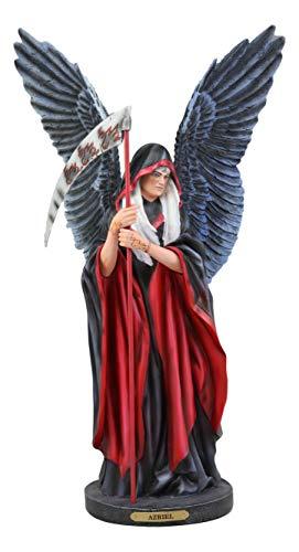 Ebros Large Ruth Thompson Archangel Azriel Angel of