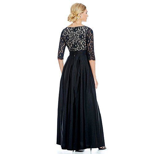 Amazon.com: Lampang Womens 3/4 Sleeve Evening Dresses Long Lace Prom Dresses: Clothing