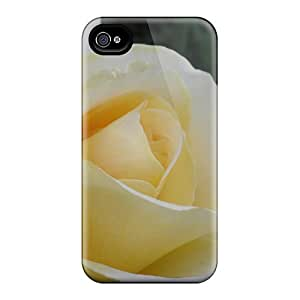 URe16750ZllQ Tpu Phone Case With Fashionable Look For Iphone 4/4s - Sunny Rose