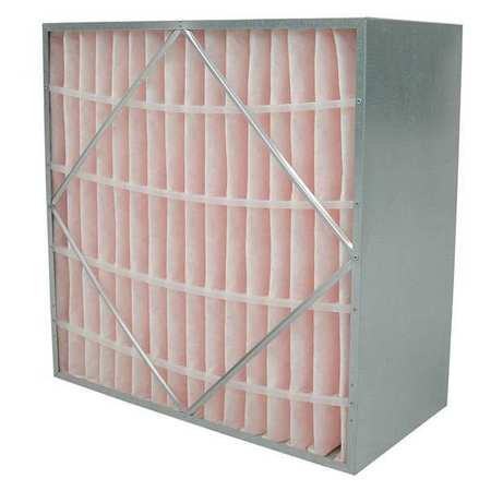 Rigid Cell Air Filter, 24X24X12 In.