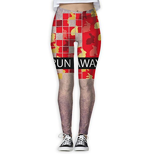 Design Active Easter Bunny Butt Hurts What Run Away Fashion Sports Pants For Beautiful Women