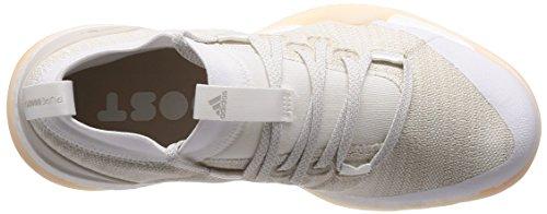 Fitness X Blanc De Femme 30 Pureboost Trainer Adidas Chaussures vaYwWq