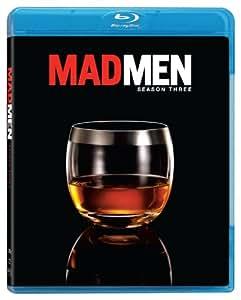 Mad Men: The Complete Third Season [Blu-ray]