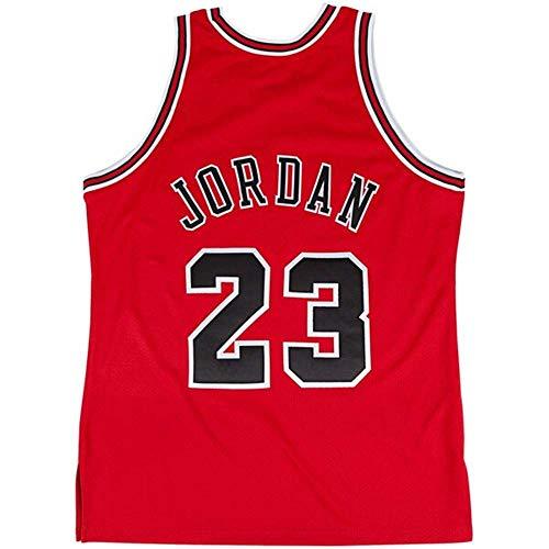 Men_Michael_Jordan_1997-98_Road_Jersey Red