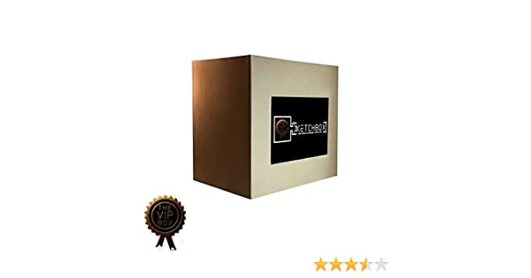 Caja Misteriosa KETCHBOX - Regalo Sorpresa, Mystery Box, Regalo Original - Conteniene Gadgets divertidos y ALEATORIOS - (VIP): Amazon.es: Oficina y papelería