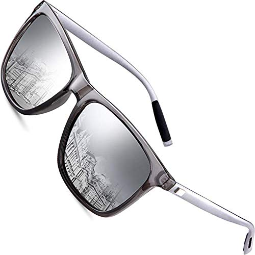 Sunglasses for Men Polarized Vintage Men`s Sun Glasses WP1003 ()