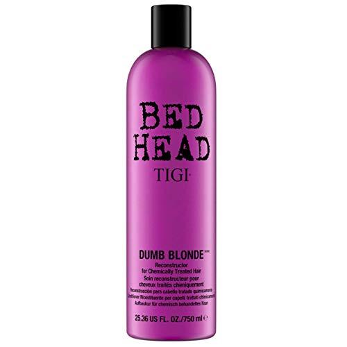 - Tigi Tigi Bed Head Dumb Blonde Reconstructor 25.36 Oz, 25.36 Oz