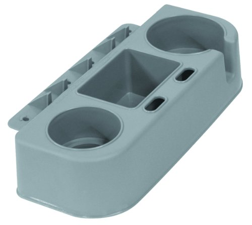 - Wise Boat Seat Caddy Gear Holder, Gray