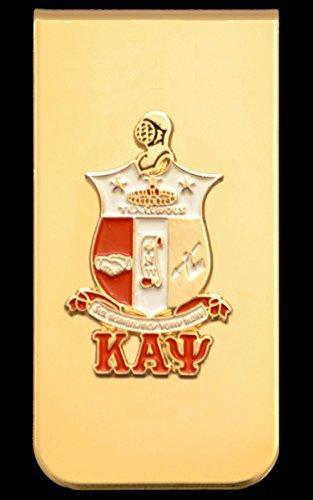 Kappa Alpha Psi Fraternity Money Clip ()