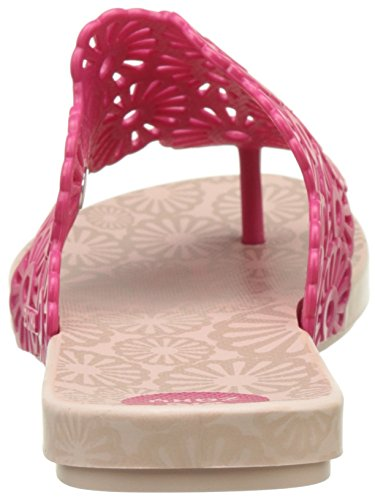 Zaxy Intense Holiday Tong - Sandalias de dedo Mujer Rose (Pink)