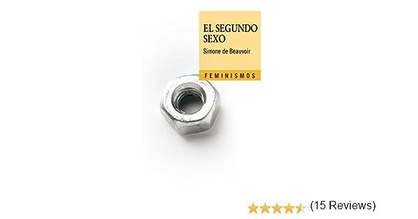 El segundo sexo (Feminismos): Amazon.es: Simone de Beauvoir ...