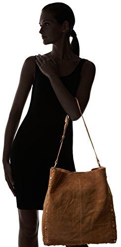 Springfield BAG, Bolso para Mujer, Browns, U