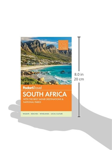 Fodors South Africa With The Best Safari Destinations Travel Guide Guides 9781101878132 Amazon Books