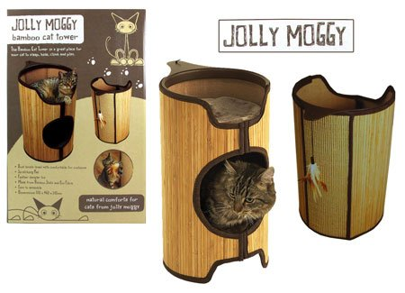 Jolly-Moggy-Bamboo-Cat-Tower-Pets-Cat-Beds-Sleepers-5060161239980