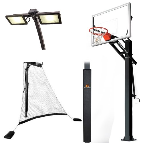 Led Basketball Goal Lights in Florida - 1