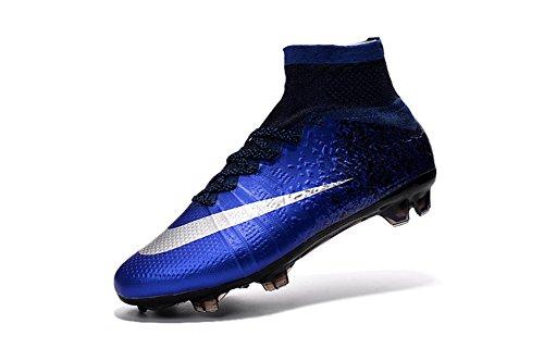 Masculinos Sapatos Botas Mercurial Superfly Fg Futebol Cr7 Yurmery De x6xArqwa1v